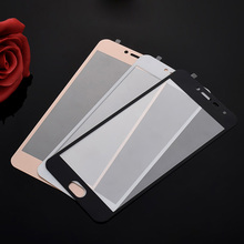 For Meizu M3 Note for Meizu M3 mini for Meizu Metal Tempered Glass Full Cover Colorful 3D Anti-Explosion Screen Protector Film