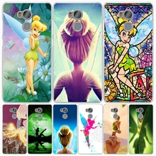 Peter Pan Wendy Tinkerbell Cover phone  Case for Xiaomi redmi 4 1 1s 2 3 3s  pro redmi note 4