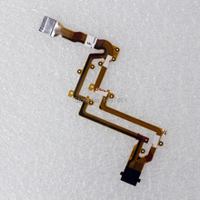 LCD hinge rotate shaft Flex Cable for Panasonic HDC-SD80 HDC-TM80 HDC-HS80 HS80 SD80 TM80 Video Camera
