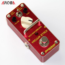 AROMA AVS-3 VACUUM STACK True Bypass Valve stack simulator distortion Mini Analogue Effect Pedal