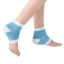 1 Pair Ankle Brace Support Band Sports Gym Protects Therapy Foot Care Recovery Heel Socks Skin Moisturising Open Toe