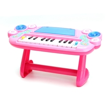 Baby Mini Cute Piano Music Toy Kids Musical Educational Piano Cartoon Animal Farm Developmental Toys for Children Gift
