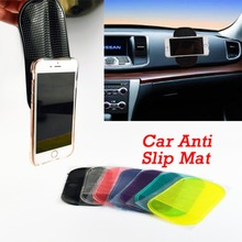 Automobile Interior Accessories Car stickers Anti Slip  Anti-Slip Mat for Mobile Phone/mp3/mp4/GPS/Pad  Free Shipping 1 PCS