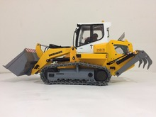 2018 New!!!1/12 Scale RC Hydraulic Loader LH636(China)