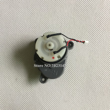 1 piece A4 Robot Right Side Brush Motor ilife A4 x620 A6 T4 X430 X432 Robot Vacuum Cleaner Parts ilife A6