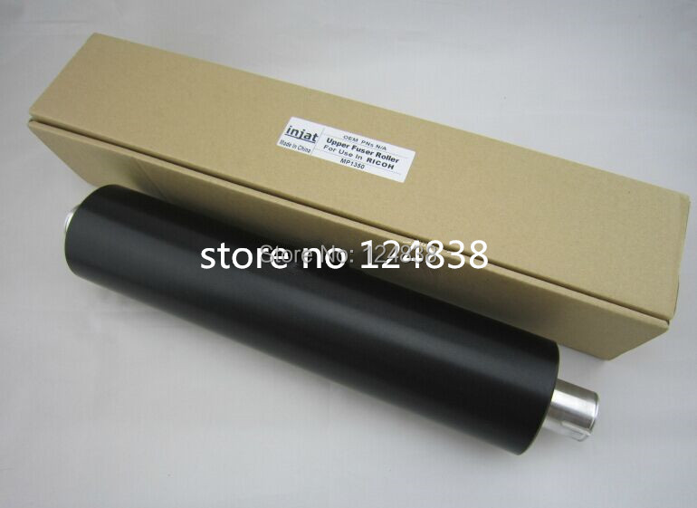 High Quality Upper Fuser Roller For Ricoh MP9000 1100 1107 1306 1356 1350 1357 1380 Heating Roller<br>
