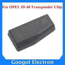 For OPEL ID 40 Transponder Chip For OPEL ID40 for OPEL Transponder Chip 10pcs per/lot Free Shipping