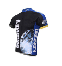 Best Selling Newest And Nice Breathable Biking Cycling Jersey Lower Price (Maillot) Only Made From Polyester Some Sizes(China)