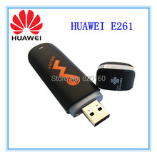 HUAWEI E261 WCDMA 3G Wireless Network Card USB Modem Adapter For Android DVD Desktop Laptop Ipad(China)