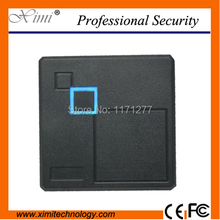 Free shipping good quality 5pcs/lot wiegand26 RF distance 5~15CM access control smart IC card reader