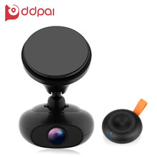 DDPAI M4 WIFI GPS Car DVR Camera FHD 1080P UFO Video Recorder Vehicle Dash Cam Camcorder APP Monitor G-sensor Remote Snapshot(China)