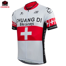 2017 cool print summer men's high quality cycling jerseys Bicycle top shirt road cycling gear clothing free shipping