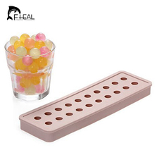 FHEAL Silicon Bar Drink Whiskey Sphere Small Round Ball Ice Brick Cube Maker Tray Mold Mould DIY Kitchen Tool Ice Cream Tools(China)