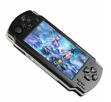 DHL Handheld Game Player 4.3inch 8GB PMP MP4 MP5 Game Player With Camera+TV out+FM 2000 games free shipping(China)