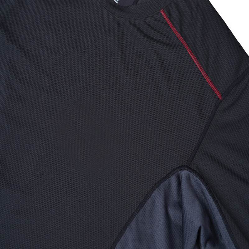 Spring Men Elastic Quick Dry T-shirt Male Outdoor Tees Long Sleeve Shirt Sport Breathable Soft Fabric Trekking Hiking Shirt8