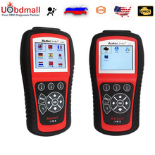 New Autel AL619 ABS/SRS+CAN OBD 2 Diagnostic Scan Tool Turn off Check Engine Light Clears Fault Codes For Brake Airbag ECU