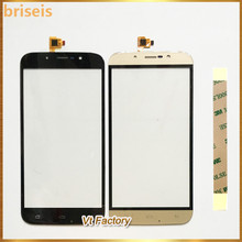 "2 Colors 5.5"" Digitizer Touch Screen Glass For Umi Rome X Front Touhscreen Sensor Feeling Mobile Phone Touch Panel"
