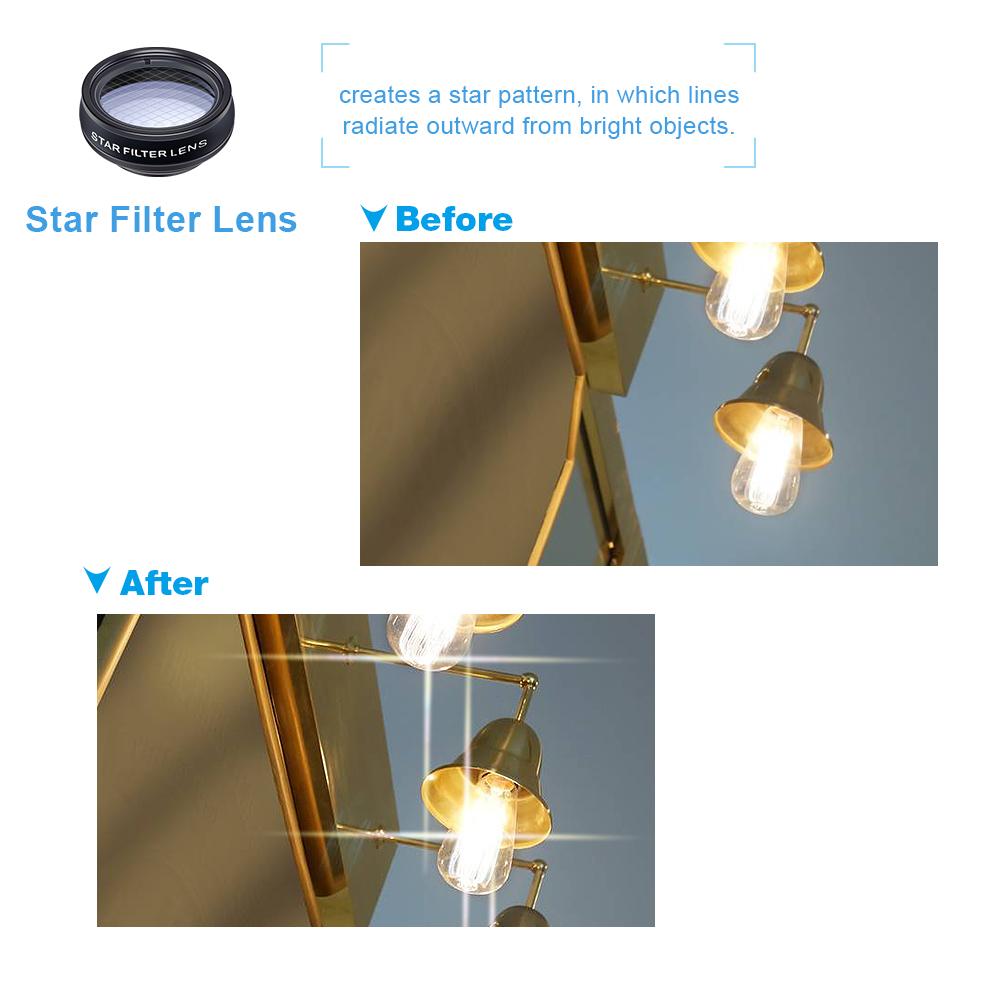 star filter