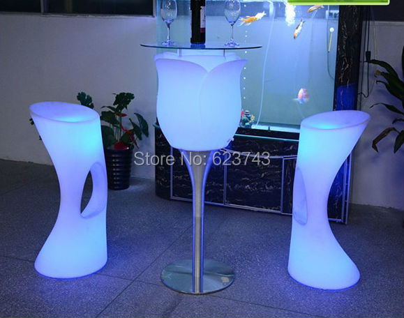 LED Big Rose Floor Lamp-slong light (4)