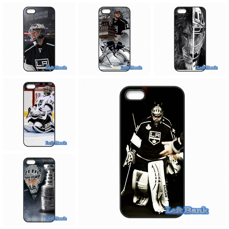 Jonathan Quick Phone Cases Cover For Xiaomi Redmi 2 3 3S Note 2 3 Pro Mi2 Mi3 Mi4 Mi4i Mi4C Mi5 Mi MAX(China)