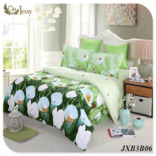 3D Luxury Bed Linen Romantic Print Bedspread Red Rose Flower Bedclothes 3D Bedding Set 3D Duvet Cover Set Queen King 4pcs Gift(China)