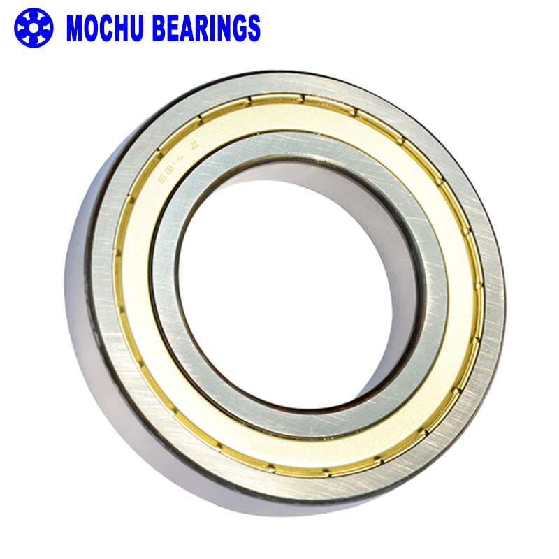 1pcs bearing 6214 6214Z 6214ZZ 6214-2Z 70x125x24 MOCHU Shielded Deep groove ball bearings Single row High Quality bearings<br><br>Aliexpress