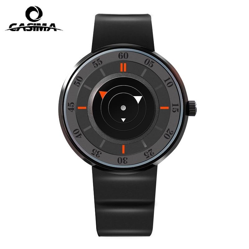 CASIMA new luxury brand fashion watch men and women quartz watch waterproof silicone sports watch Relogios Masculino<br>