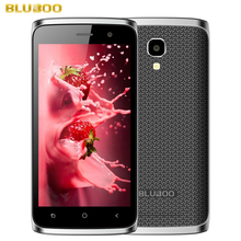 Original BLUBOO Mini ROM 8GB+RAM 1GB Network 3G 4.5 inch Android 6.0 MTK6580M Quad Core up to 1.3GHz, Smartphone GPS BT