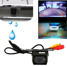 Car Rear HD View Reverse Backup Night Vision Camera  CMOS Waterproof Anti Fog Best  Recorder Vehicle Camera @115