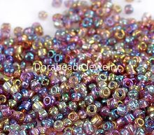 Doreen Box hot-  100 Gram AB Color Glass Seed Beads 10/0 Jewelry Making (B09080)