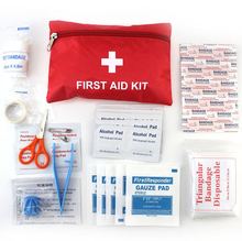 Emergency Survival Kit Mini Family First Aid Kit Sport Travel kit Home Medical Bag Outdoor Car First Aid Kit WYQ(China)