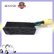 ISANCE New Electric Power Window Control Switch DW003 For Daewoo Lanos Prine Cielo 96215558 FREE SHIPPING(China)