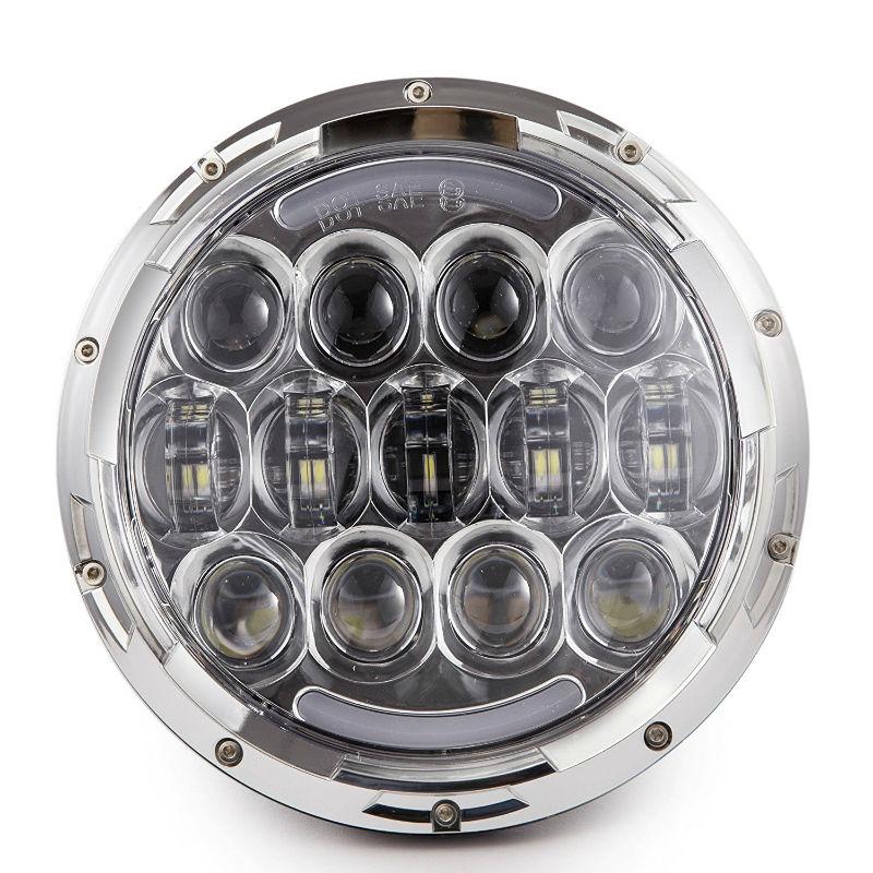 7inch led headlight12800