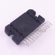 Free Shipping 1pcs TDA7560 ZIP-25 Audio Amplifier IC NEW