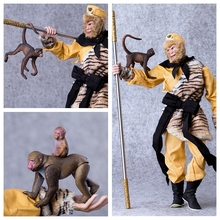 1/6 Soldier model scene accessories The Monkey King Little Monkey Animal Model For 12''Soldier Action Figure