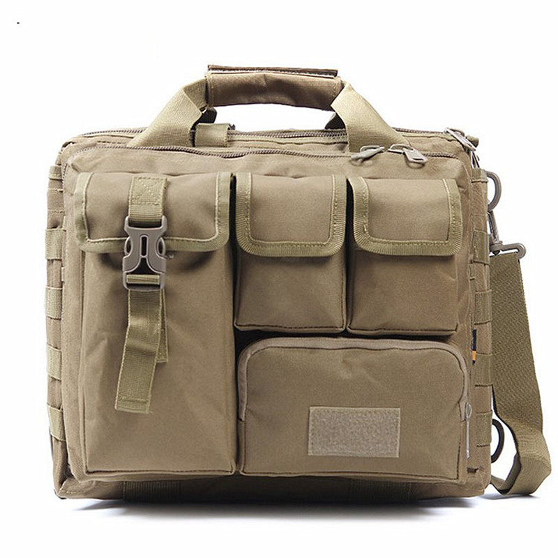 Men Handbag Canvas Multifunctional Camouflage Leisure Men Military Army Vintage Messenger Bags Large Shoulder Bag Travel Bags<br>