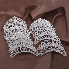 Europe and the United States popular Korean crystal crown wedding birthday party gift for women