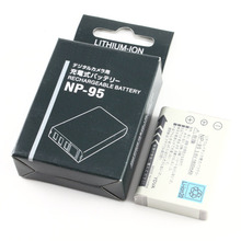 NP-95 Battery FNP95 NP95 Batteries For FUJIFILM F30 F31 F30fd F31fd 3D W1 X100T X100S X100 X-S1 3DW1 XS1 Batteries