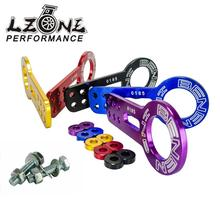 LZONE RACING - BENEN FRONT TOW HOOK FOR HONDA CIVIC CRX FOR ACURA INTEGRA RSX TSX EG EK DC FG JR-THB41
