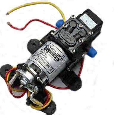 12V DC 4L/min 45w 100 PSI Micro Car Diaphragm High Pressure Water Pump Automatic Switch<br>