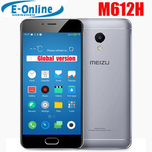 "Original Meizu M5S Global Version M612H 4G LTE Cell Phone 5.2"" 3GB RAM 32GB ROM Fingerprint ID Fast charge 13MP Metal Case(China)"