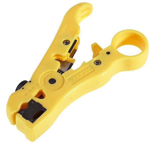 Новые типы высокое качество для зачистки проводов изолированной ручкой обжимные клещи портативные кабельные зажимы ручной инструмент Пру...(China)