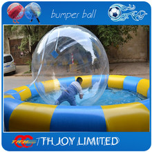 2mdia  kids&adults walk in plastic bubble ball,human hamster ball,inflatable water walking ball