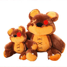 lol dolls plush toys Dark Child Annie's Pet Bear Fire Teddy Tibbers game Doll stuffed toys for boys children's birthday gift(China)