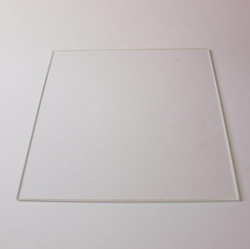 Horizon Elephant  Print Table Glass for reprap Reprap 3D Printer MK heating bed Borosilicate Glass plate Rectangular shape Smoot<br>