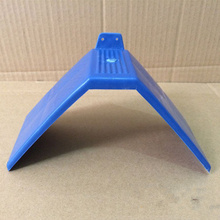 10PCS High Quality Heat Resisting Long Service Life Blue Plastic Pigeon Dove Birds Rest Stand Frame Dwelling Perch(China)