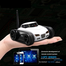 RC Mini Tank Car 777-270 Wifi IOS Android Phone Remote Control Spy Tanks Shoot Robot With 0.3MP Camera Toys For Children Adult