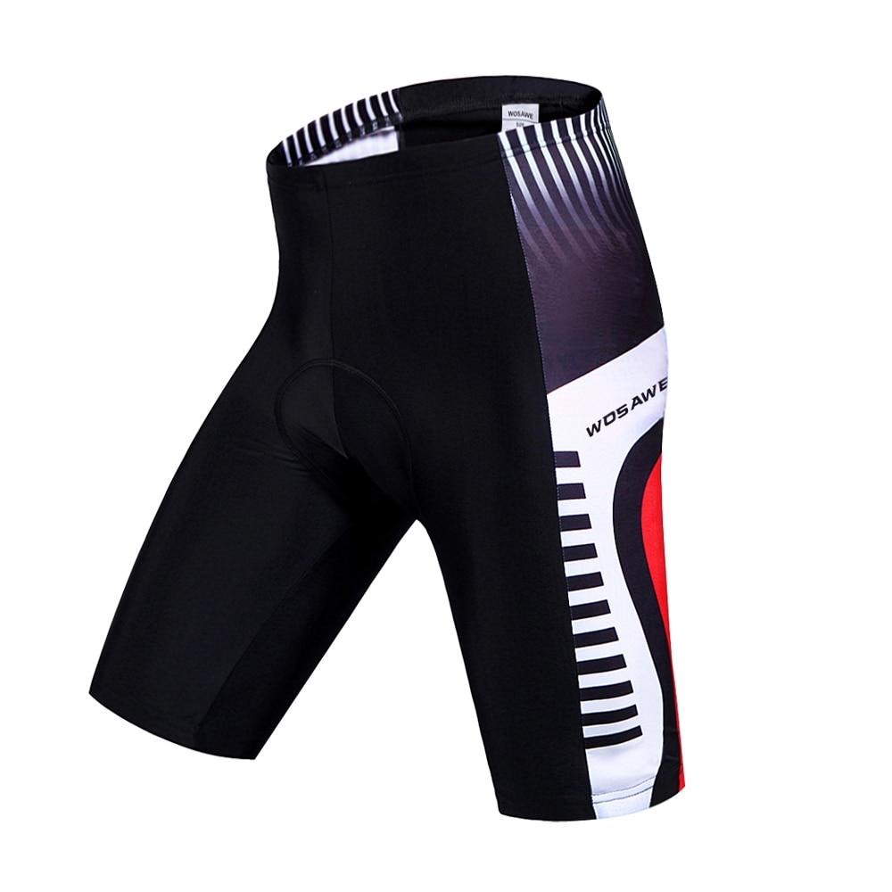 Men Quick Dry MTB Cycling Shorts 5D Padded Mountain Bike Shorts Tights Pants US