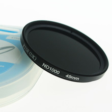 RISE(UK) 49mm 52mm 55mm 62mm 67mm 72mm 77mm slim Neutral density ND ND1000 filter for digital camera lens DV