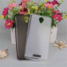 Case for Lenovo A5000 Phone Cover Clear Silicone TPU Soft Protective Shell for Lenovo A 5000